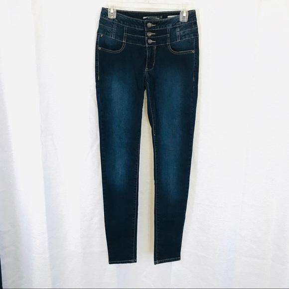 Lovesick Denim - LOVESICK High Waisted Skinny Jeans 3